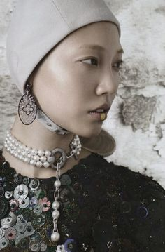 Soo Joo by Kevin Mackintosh for Vogue Gioiello September 2012