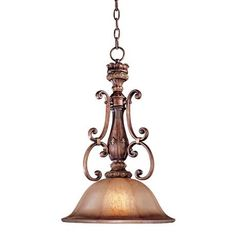 "Illuminati Collection 15"" Wide Nook Pendant Light - #58537 