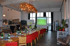 Unser Handelskraft E-Commerce-Frühstück in Düsseldorf.