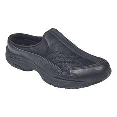 bbe7740d25 Traveltime Leather Clogs Easy Spirit | Comfortable Shoes For Women |  Originator of E360, AntiGravity