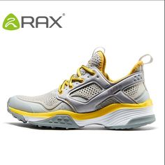 59.28$  Buy here - http://ali7d0.worldwells.pw/go.php?t=32679708617 - Rax Women Hiking Shoes Women Sports Shoes Breathable Super Light Shock Absorbing Summer Women Sneakers Shoes #B2519