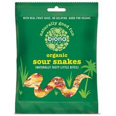 Biona sour snakes