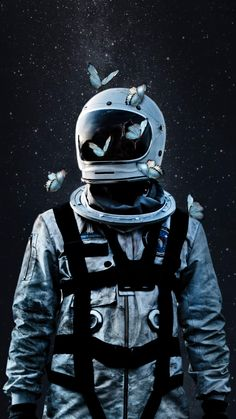 astronaut in space wallpaper for android and iphones, visit for Planets Wallpaper, Wallpaper Space, Dark Wallpaper, Aesthetic Iphone Wallpaper, Galaxy Wallpaper, Aesthetic Wallpapers, Wallpaper Ideas, Space Artwork, Space Drawings