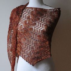 Ravelry: The Harvest of Lughnasadh pattern by Catherine Knutsson