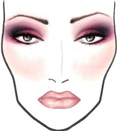 face charts | Re: Help finding Face Charts                                                                                                                                                     Mehr