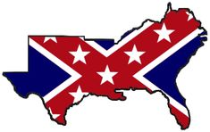 The 'south' is also referred to as DIXIE