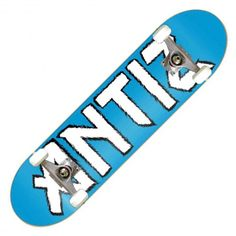 "Board complète Antiz Iron blue light 7.75"" 110€ #antiz #antizskateboard #antizskateboards #skate #skateboard #skateboarding #streetshop #skateshop @playskateshop"