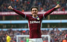 JACK'S BACK The midfielder has captained Dean Smith's men for the past six games - with Villa winning every one of those matches Jack Grealish's influence Ronaldo Goals, Jack's Back, Jack Grealish, Dean Smith, Villa Park, League Gaming, Aston Villa, The Championship, Man United