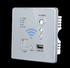 $44.00 (Buy here: https://alitems.com/g/1e8d114494ebda23ff8b16525dc3e8/?i=5&ulp=https%3A%2F%2Fwww.aliexpress.com%2Fitem%2FFree-Shipping-USB-Socket-110-250V-Wireless-WIFI-USB-Charging-Socket-Wall-Embedded-Wireless-AP-Router%2F2035143958.html ) 2016 New White USB Socket Wireless WIFI USB Charging Socket,Wall Embedded Wireless AP Router, 3G WiFi Repeater Free Shipping for just $44.00