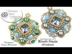 Rivoli Oasis Pendant (Tutorial) - YouTube