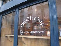 Breizh Café, 111, rue Vieille du Temple - 75003 Paris - the best crêpes in Paris