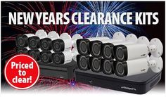 Huge savings on network & high definition over coax surveillance kits! with RhinoCo Technology. Contact me on 0429053777 for more details #security #chillhq