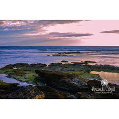 #3280day14 #sunset #beauty #warrnambool #destinationwarrnambool #pickeringpoint #colourful #sky #stunning #amazingaustralia #followme #follow4follow #dusk by amandacoxallphotography