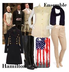 """Hamilton Ensemble"" by avenueg ❤ liked on Polyvore featuring Be Girl Clothing, Casetify, Chanel, Alexander McQueen, Burberry, women's clothing, women's fashion, women, female and woman"