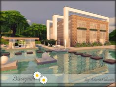 Sims 4 CC's - The Best: House by ArwenKaboom
