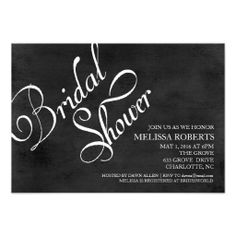>>>This Deals          Bridal Shower Invite   Chalkboard Script           Bridal Shower Invite   Chalkboard Script lowest price for you. In addition you can compare price with another store and read helpful reviews. BuyThis Deals          Bridal Shower Invite   Chalkboard Script today easy ...Cleck Hot Deals >>> http://www.zazzle.com/bridal_shower_invite_chalkboard_script-161228722392779311?rf=238627982471231924&zbar=1&tc=terrest
