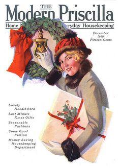 The Modern Priscilla, December 1919