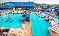 Chesapeake Beach Water Park Local Travel And Activities