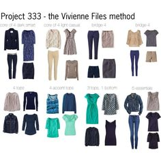 Image result for project 333 light spring