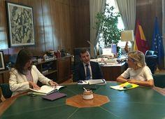 El Ministerio abre a la sociedad el proyecto de 'vertidos cero' al Mar Menor
