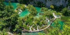 Ausflug aus Istrien zum Nationalpark Plitvicer Seen online buchen - In Istrien