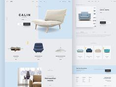 20 Beautiful Ecommerce Website UI Design