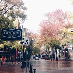 Gastown, Vancouver, BC Canada #travel #vancouver #fall #apostcarddiary