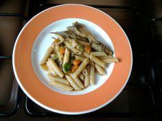 JHS /  Penne à la sauce et les légumes du printemps Gino D'Aquino