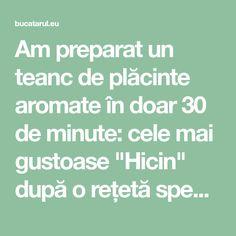 """Am preparat un teanc de plăcinte aromate în doar 30 de minute: cele mai gustoase """"Hicin"""" după o rețetă specială! - Bucatarul"""