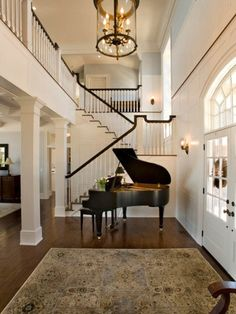 designing with a grand piano