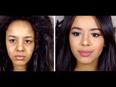Tutoriel maquillage pour femme mature - YouTube