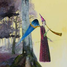 Jeanette Winterson, Surrealism, Magic, Pure Products, Curiosity, Outdoor Decor, Painting, Fine Art Paintings, Kunst