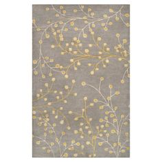 Shop Surya  ATH5060 Athena Elephant Gray Area Rug at ATG Stores. Browse our area rugs, all with free shipping and best price guaranteed.