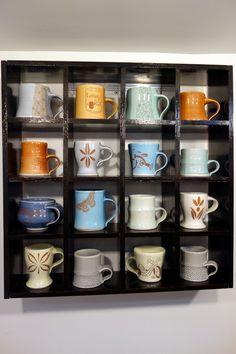 Emily Murphy Porcelain Pottery :: Mugs