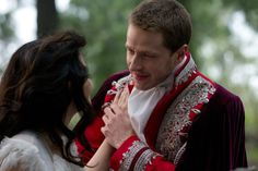 Once Upon a Time: Ginnifer Goodwin and Josh Dallas as Snow White and Prince Charming.
