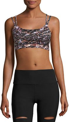 3d2d39ab2e026 Alo Yoga Work-It-Out Performance Sports Bra