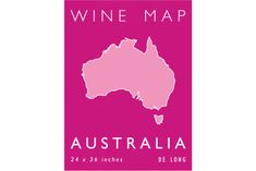 Wine Map of Australia shows all of the official zones, regions and subregions. Suitable for framing. Buy yours from Vinodiversity Wine Varietals, Aquaponics Kit, Australia Map, Western Australia, Wine Education, Wine Reviews, Growing Grapes, Wine Making, Wine Country