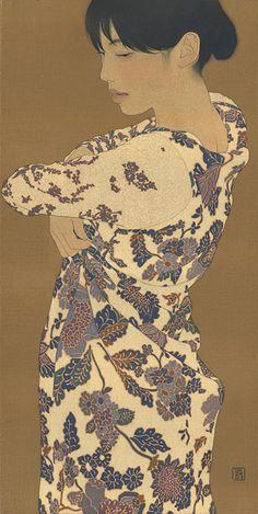 Ikenaga Yasunari  | The Japanese Art of Nihonga Redefined Inspiration