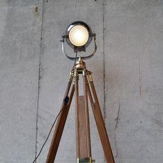 Strand Patt 123 Tripod Light - Artifact Lighting