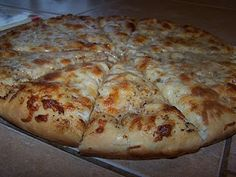 Cheesy Italian Herb Bread