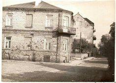 Starobojarska róg  Kraszewskiego