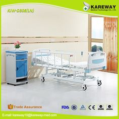 3 functions electric orthopedic hospital bed table with drawer Hospital Bed Table, Shower Chair, Hospital Design, Toy Chest, Storage Chest, Drawers, Electric, Cabinet, Furniture