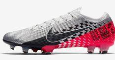 High speed is ingrained in Neymar Jr.'s playmaking DNA. Neymar Football Boots, Best Football Shoes, Cool Football Boots, Ronaldo Football, Soccer Boots, Adidas Football, Nike Soccer, Neymar Jr, Hair Job