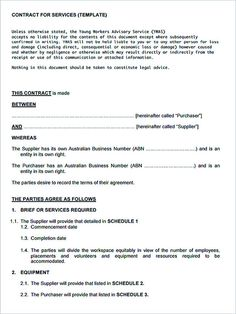 Real Estate Purchase Contract Format   Simple Contract