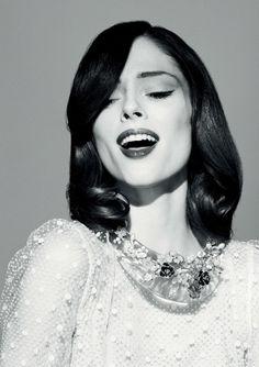 nice Glass Magazine | Editorial de Moda Primavera 2013 | Coco Rocha por Jason Hetherington