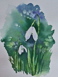 "SNOWDROP TIME. "" Its rather dark in the Earth to-day,"" Said one little bulb to his brother, "" But I thought that I felt a sunbeam say, We must strive and grow till we find the way"" And they nestled close to each other. Then they struggled and toiled by day and by night Till two little snowdrops in green and white Rose out of the darkness and into the light And softly kissed one another."