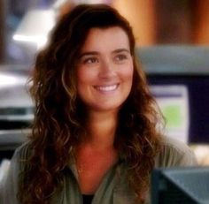 NCIS ... I am really going to miss her!