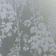 Distant Cloud Floral 100 Wallpaper