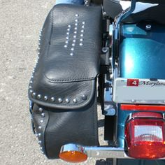 dismountable saddlebags