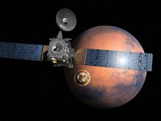 QUASE EM MARTE - A ESA (Agência Espacial Europeia) divulgou uma arte que representa a principal fase do projeto de exploração de Marte. O módulo Schiaparelli da missão Exomars irá se separar da sonda russo-europeia TGO (Trace Gas Orbiter) neste domingo (16) e partir em direção ao planeta vermelho, onde deverá fazer a aterrissagem na quarta-feira (19). Depois de uma viagem de sete meses e 496 milhões de quilômetros, o módulo de 600 kg se despede da nave mãe para buscar indícios de vida…